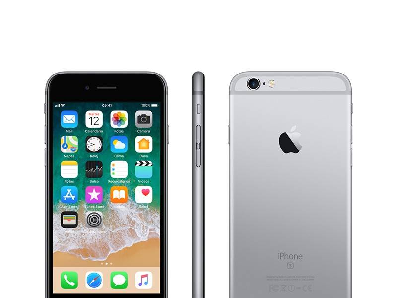 Celular Apple iPhone 6s 16Gb RF