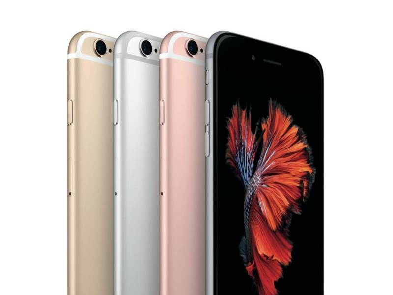 Celular Apple iPhone 6s  64Gb RF