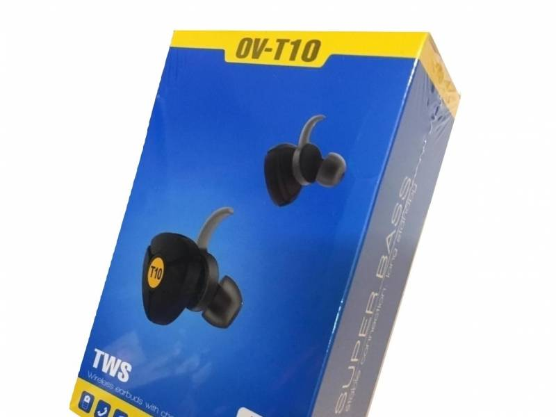 Auriculares Inalambricos Mo: OV-T10