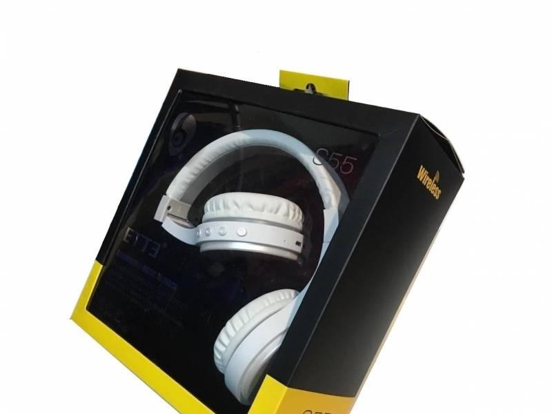 Auriculares ETTE 018E / Modelo: S55