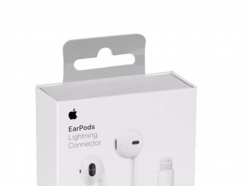 Auriculares Apple 7 8 X Lightning Original
