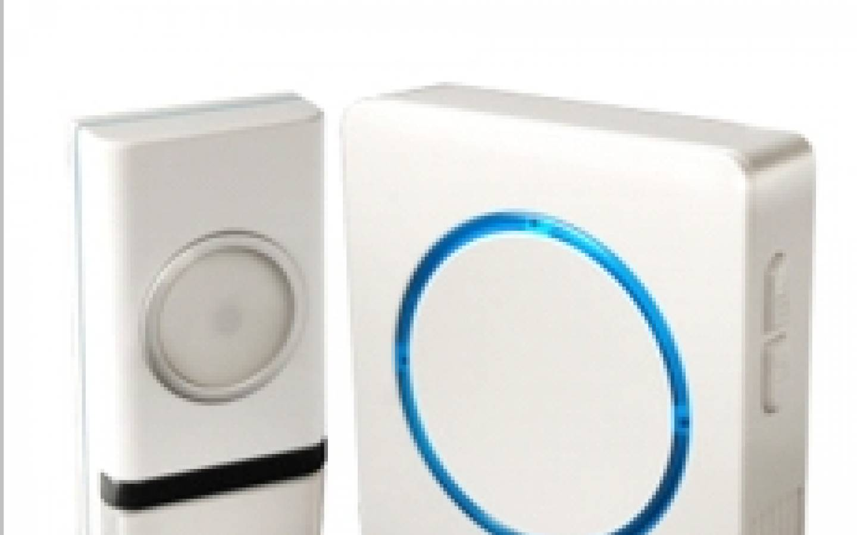 SWANN Wireless Doorchime wBacklit Design SWHOM-DC810B-GL