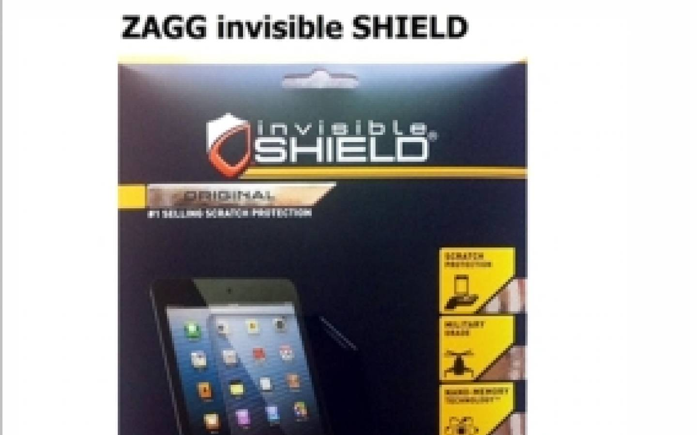 ZAGG® Protector de pantalla InvisibleSHIELD™ para iPad® mini de Apple®