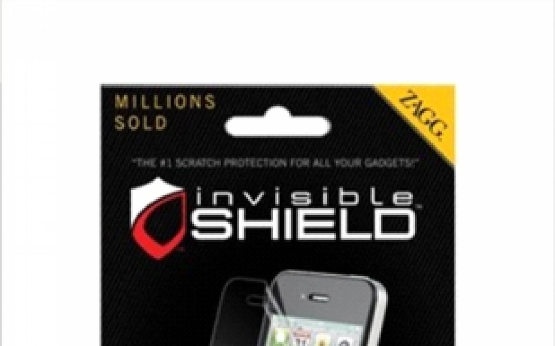 ZAGG® Protector de pantalla invisibleSHIELD™ para iPhone® 44S