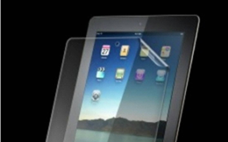 ZAGG® Protectores de pantalla invisibleSHIELD™ para iPad® 23rd Frontal