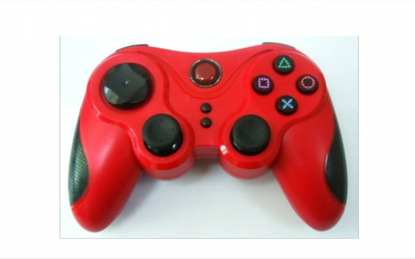 GAMEPAD PARA PLAY 3 NORTH TECH K305 RED o BLACK