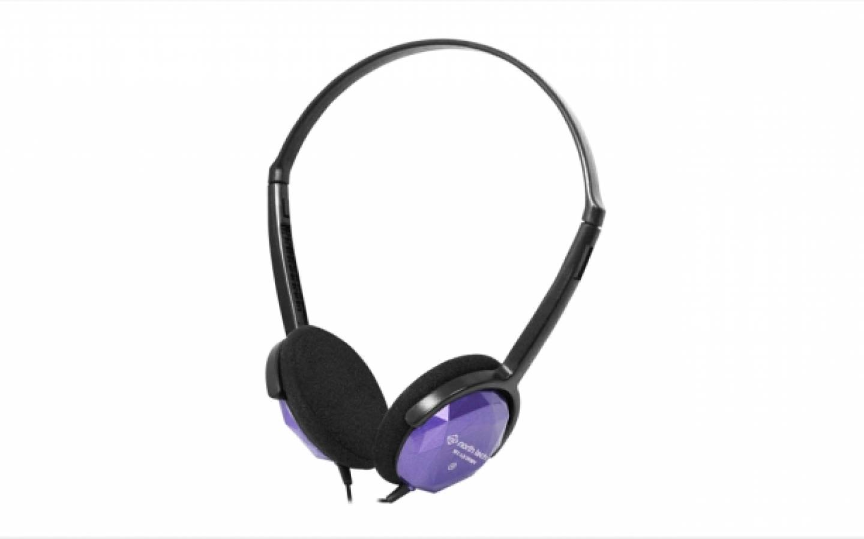 Auriculares con micrófono para PC  North Tech NTS-L618MV