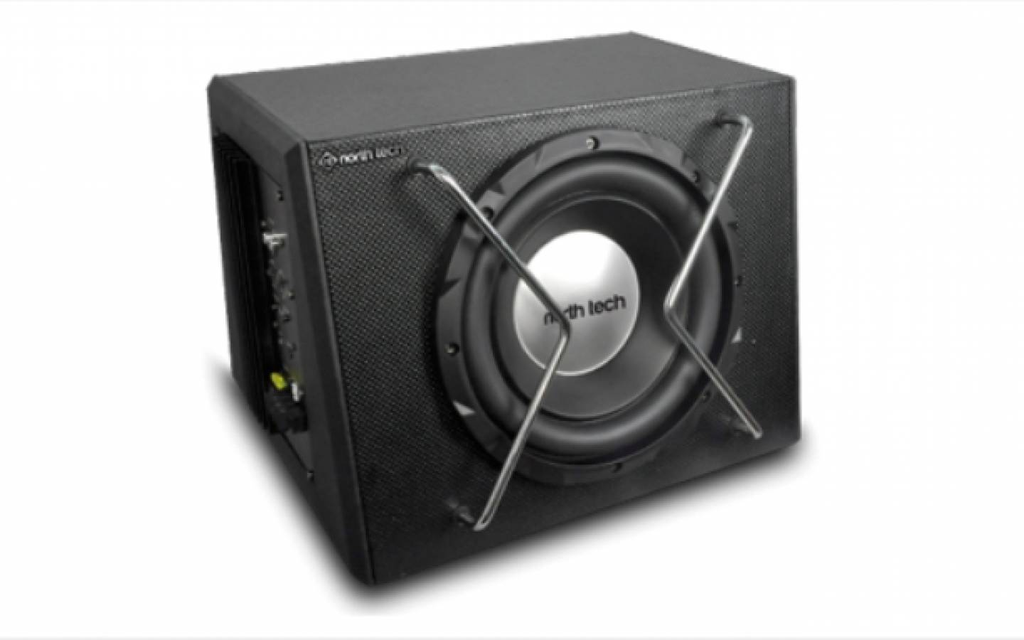 Subwoofer Potenciado Box 12  North Tech