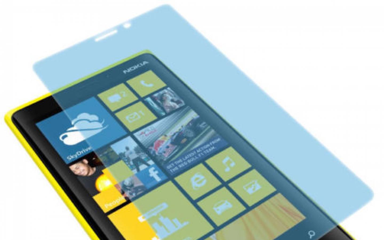 ZAGG® Protectores de pantalla invisibleSHIELD™ para Nokia Lumia 920 Frontal