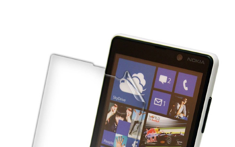 ZAGG® Protectores de pantalla invisibleSHIELD™ para Nokia Lumia 820 Frontal