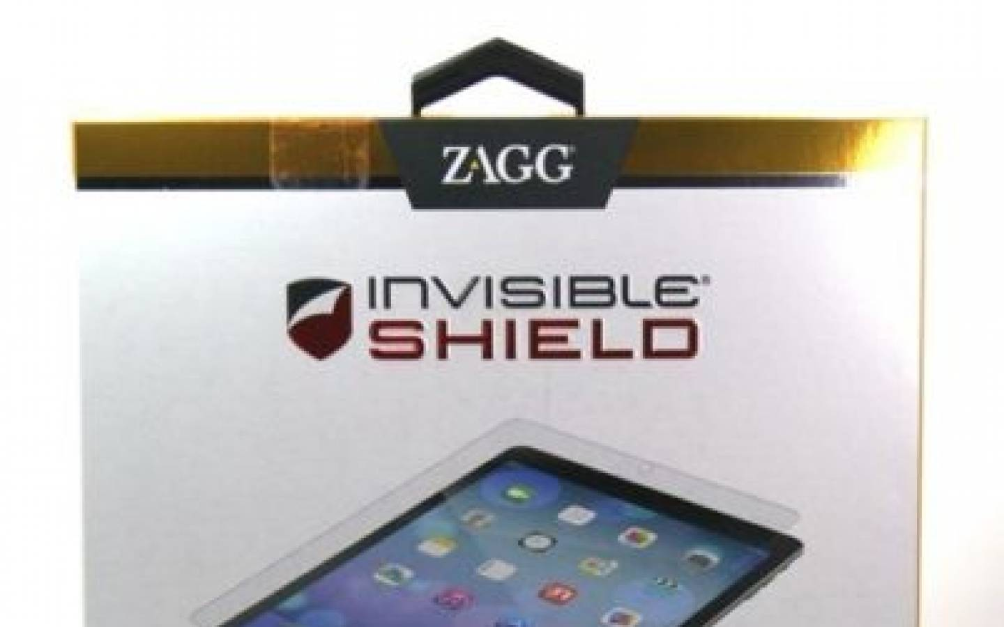 ZAGG® Protectores de pantalla invisibleSHIELD™ para  Apple iPad Air 5 5th Gen Frontal