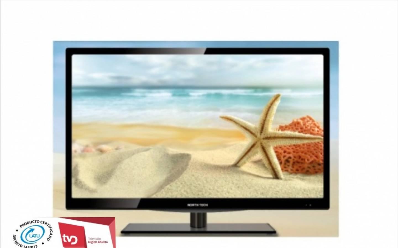 TV North Tech 32 LED Modelo DLS serie.
