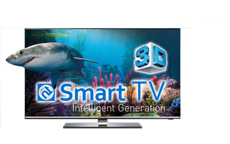 TV SMART NORTH TECH 65  4K 3D
