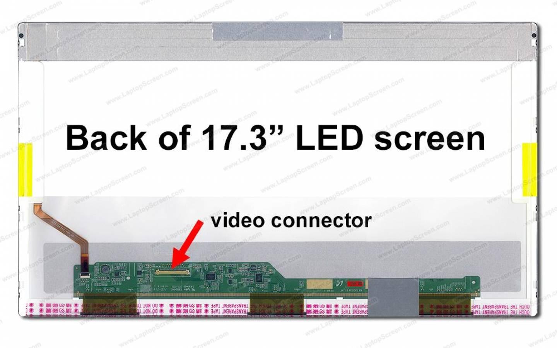 PANTALLA NBK 17.3 LED LTN173KT03
