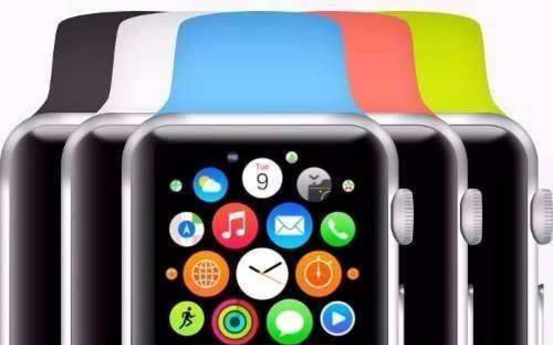 Reloj Apple Watch Sport 38mm Space Gray Aluminio Case