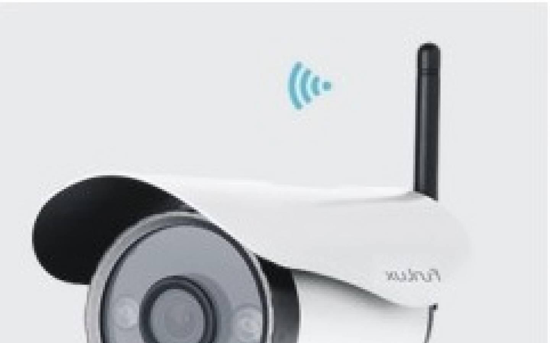 CAMARA DE VIGILANCIA IP 720P HD EXTERNA WIFI