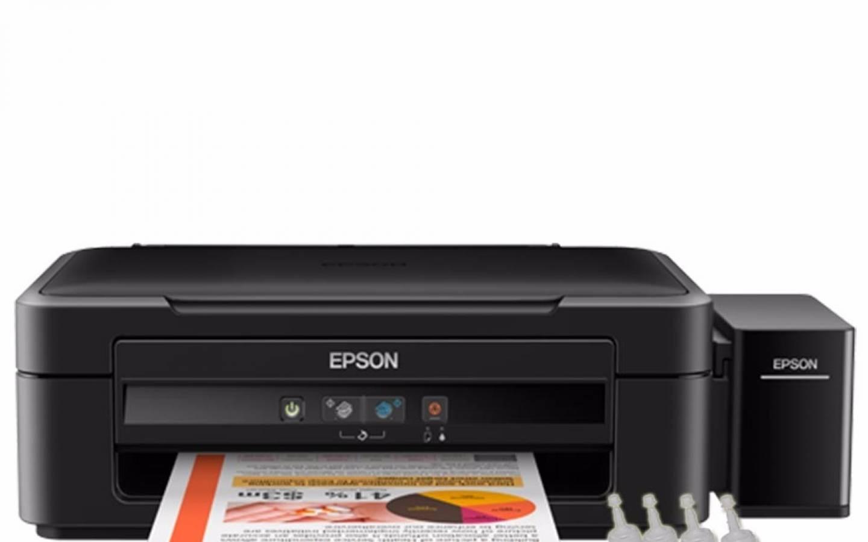 Multifuncional de tinta continua Epson L220