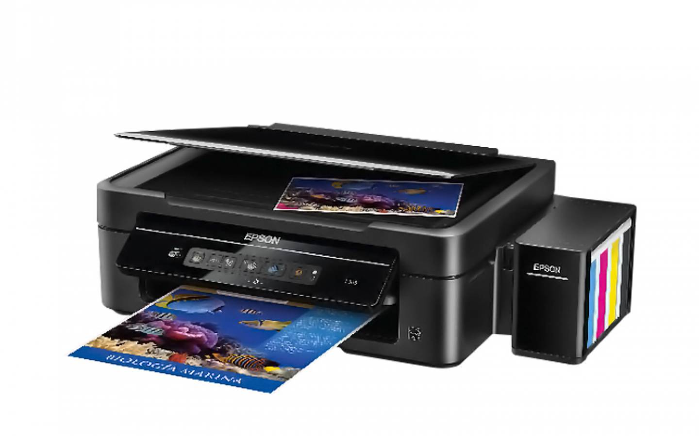 Multifuncional de tinta continua Epson L365W