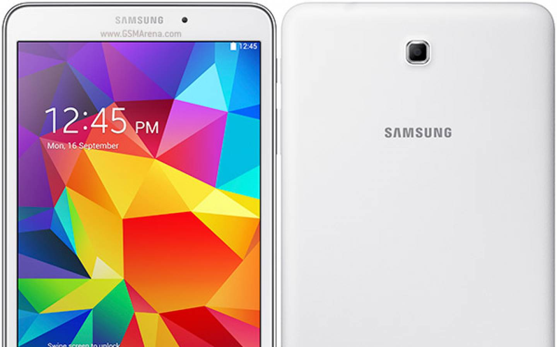 Tablet Samsung Galaxy Tab™ 4 Quad-Core 1.2GHz 7 (caja blanca)