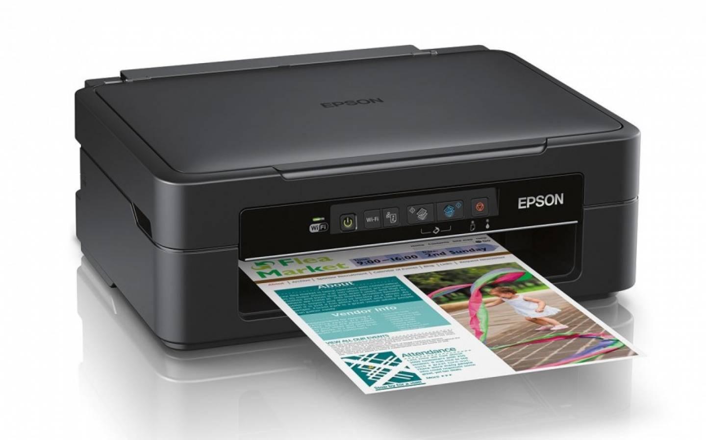 Impresora Epson Multifunción XP220 Wifi
