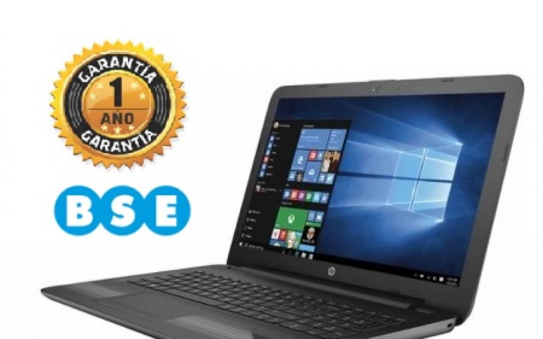 Notebook HP 15-BA009 QuadCore A6-7310 2.0ghz
