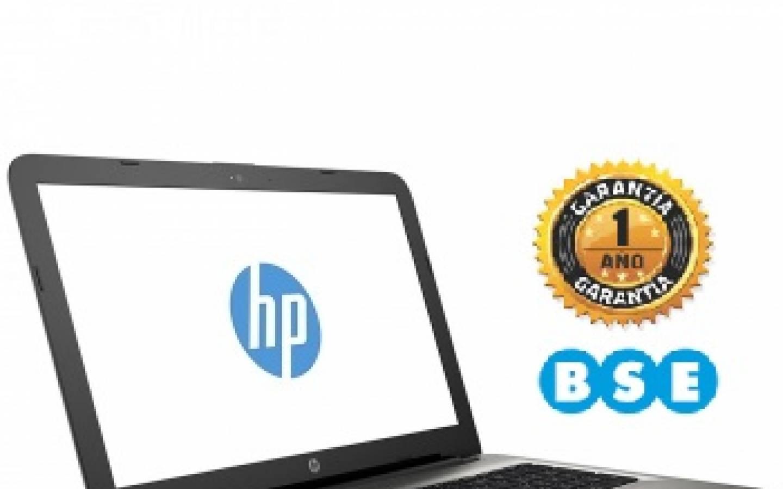 Notebook HP 15-AY052