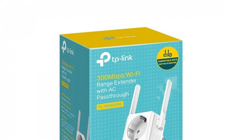 RANGE EXTENDER TP-LINK TL-WA860RE 300mbps