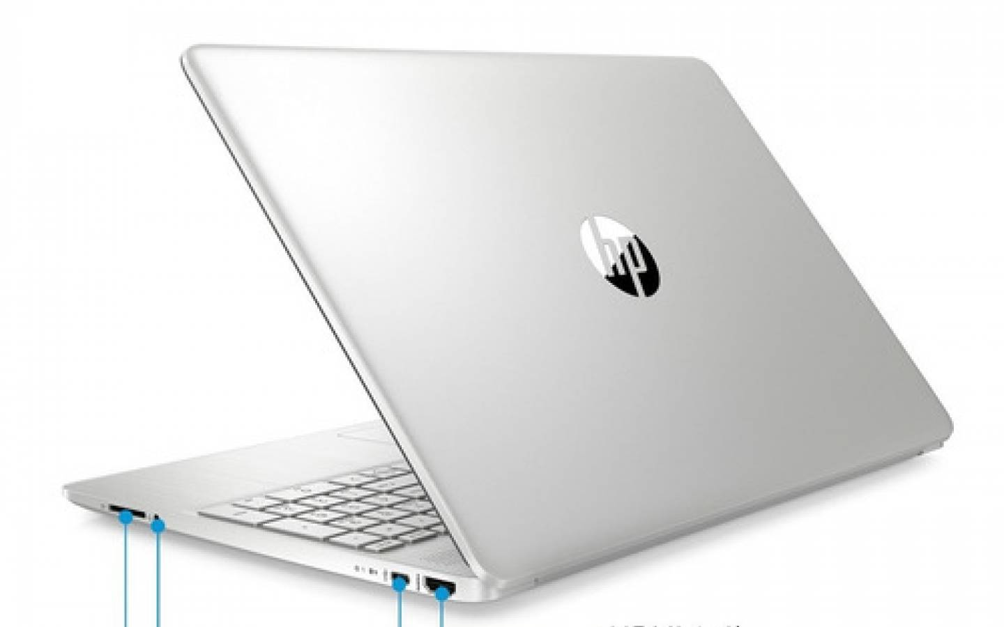 Notebook Hp 15-dy1024wm Intel Core i3  - 15,6 - Windows 10 Home