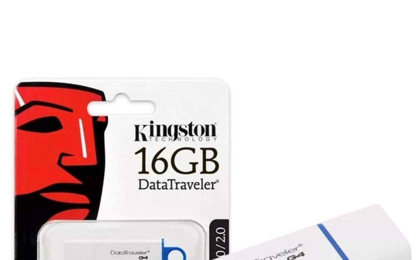 PEN DRIVE 16GB KINGSTON DATATRAVELER