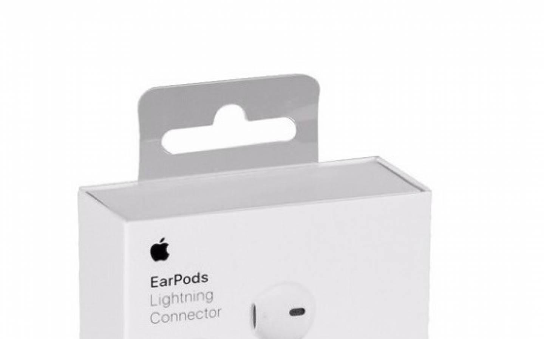 Auriculares iPhone 7 8 X Lightning Original