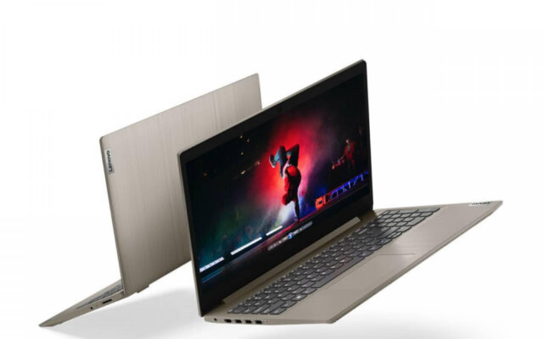 Notebook Lenovo IdeaPad3 I3 8GB SSD480GB 15.6