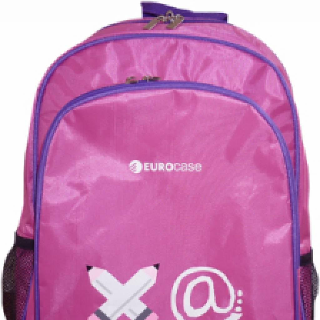 Mochila escolar Eurocase para XO EUBASP05PK