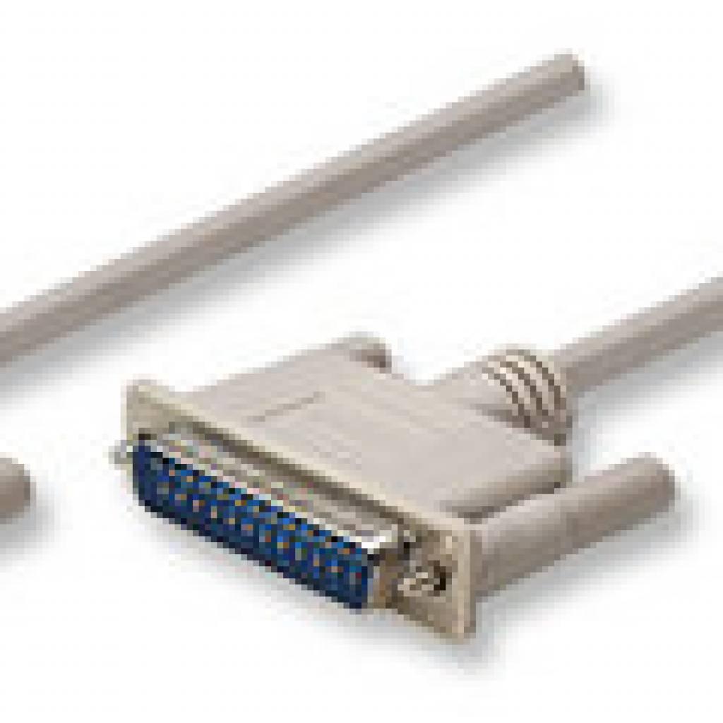 Cable Paralelo laplink  M/M