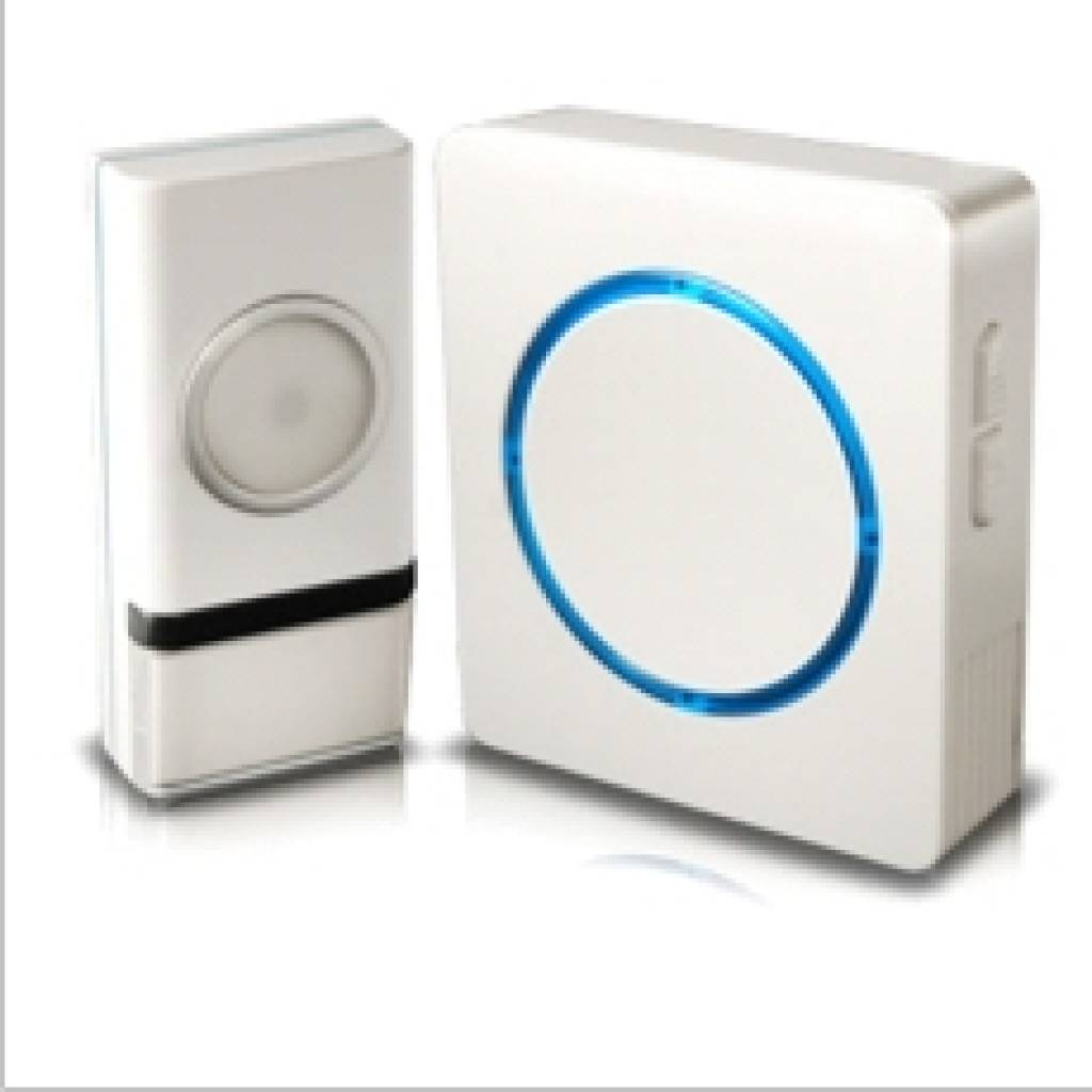 SWANN Wireless Doorchime w/Backlit Design SWHOM-DC810B-GL