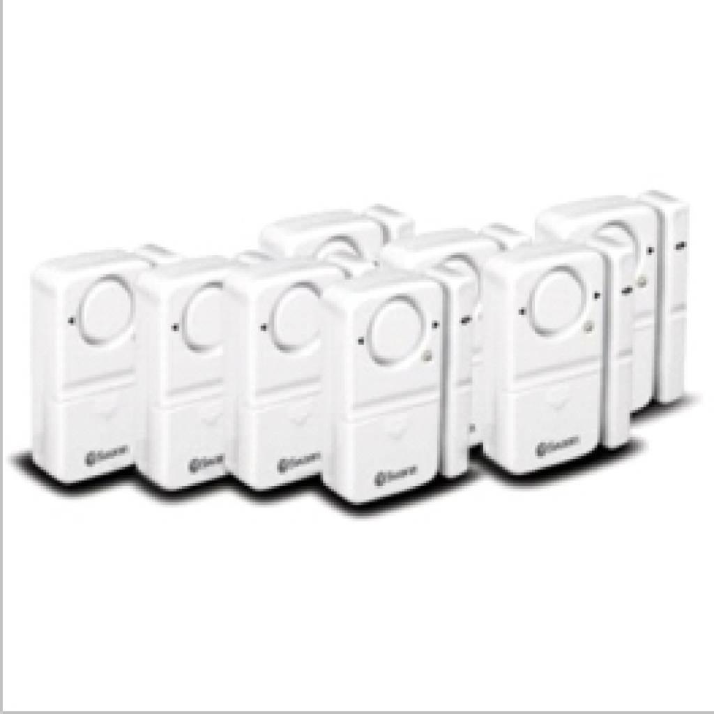 SWANN Magnetic Window and Door Alarm 8 Pack SWHOM-MDAPK8