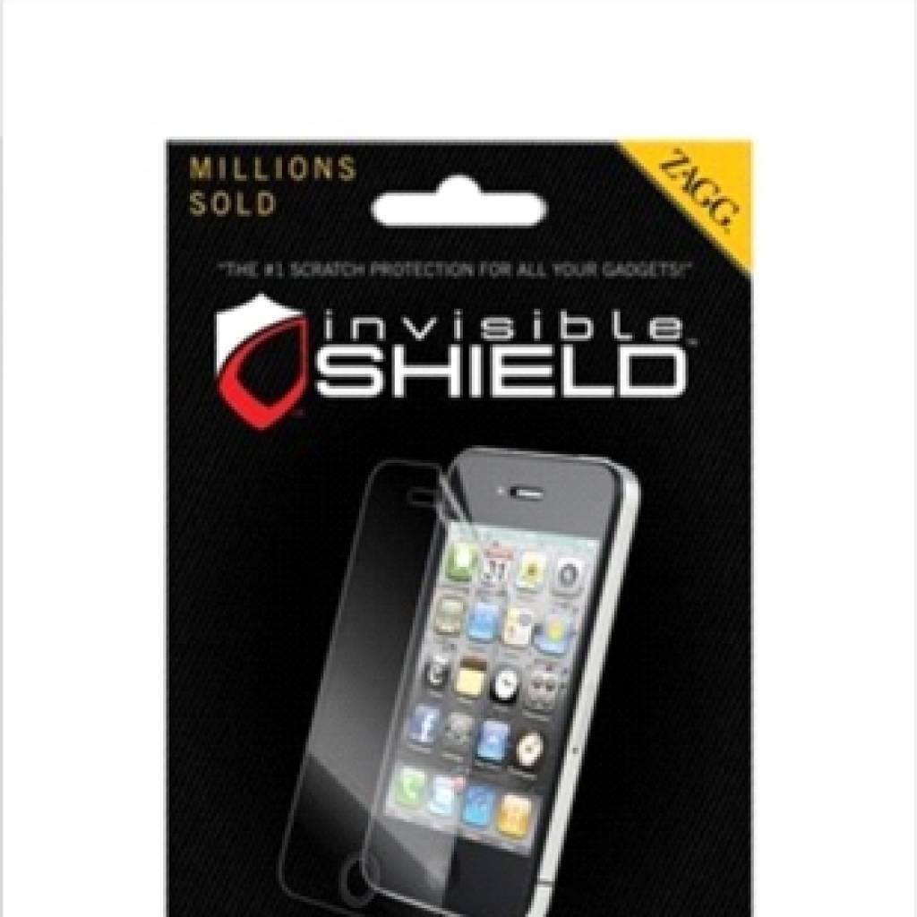 ZAGG® Protector de pantalla invisibleSHIELD™ para iPhone® 4/4S
