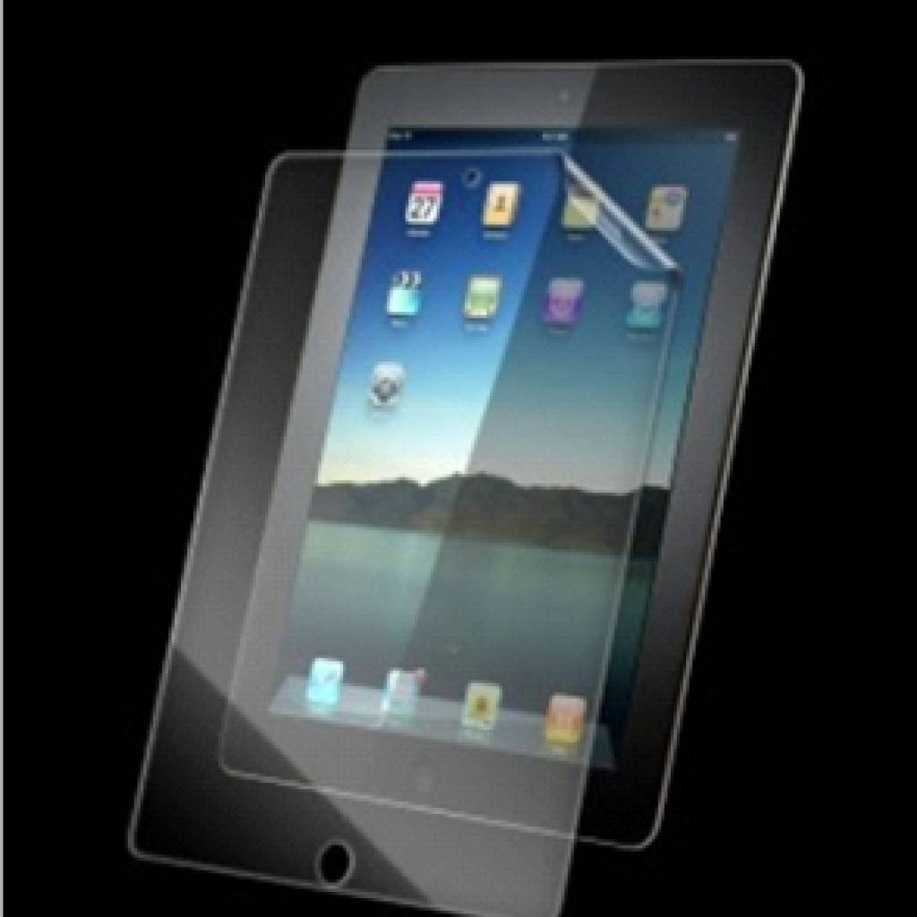 ZAGG® Protectores de pantalla invisibleSHIELD™ para iPad® 2/3rd Frontal