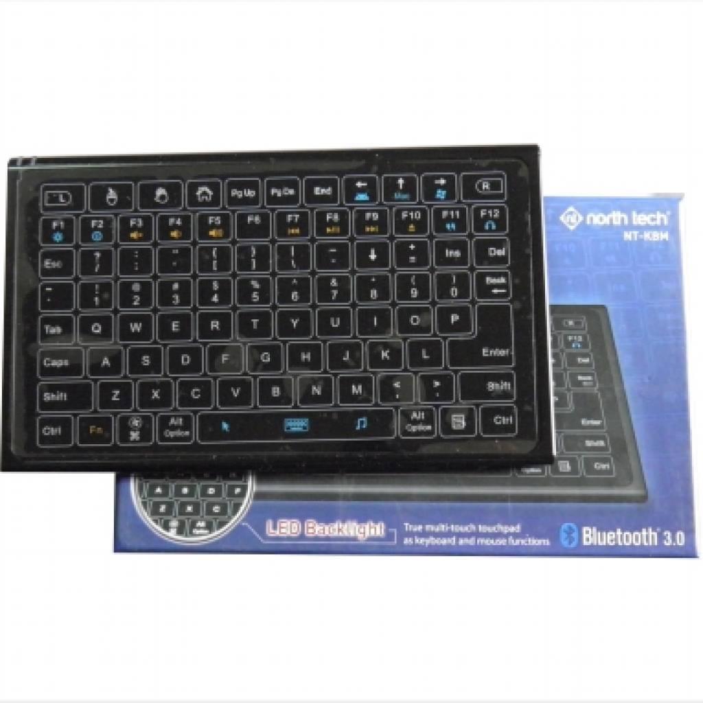 Teclado Buletooth 3.0 NT-KBM North Tech