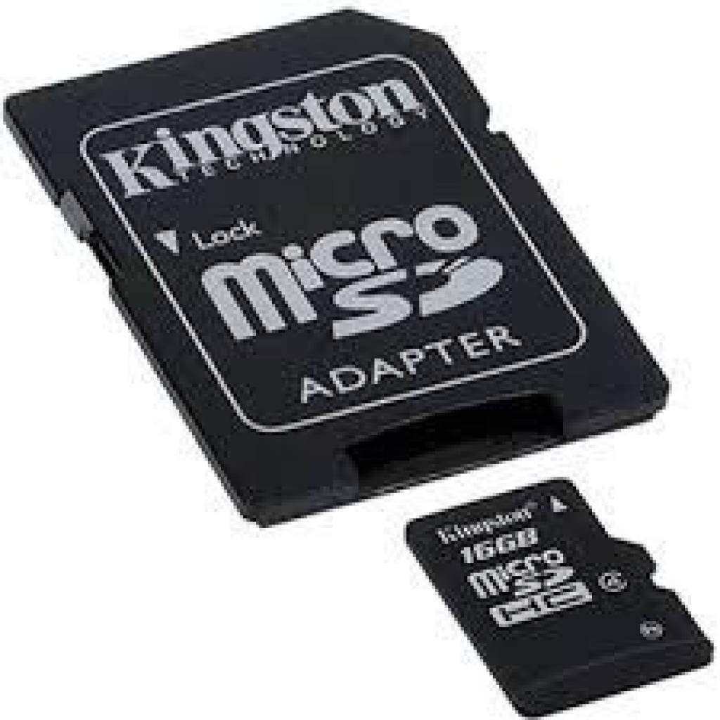 Tarjeta Memoria Microsd 16Gb