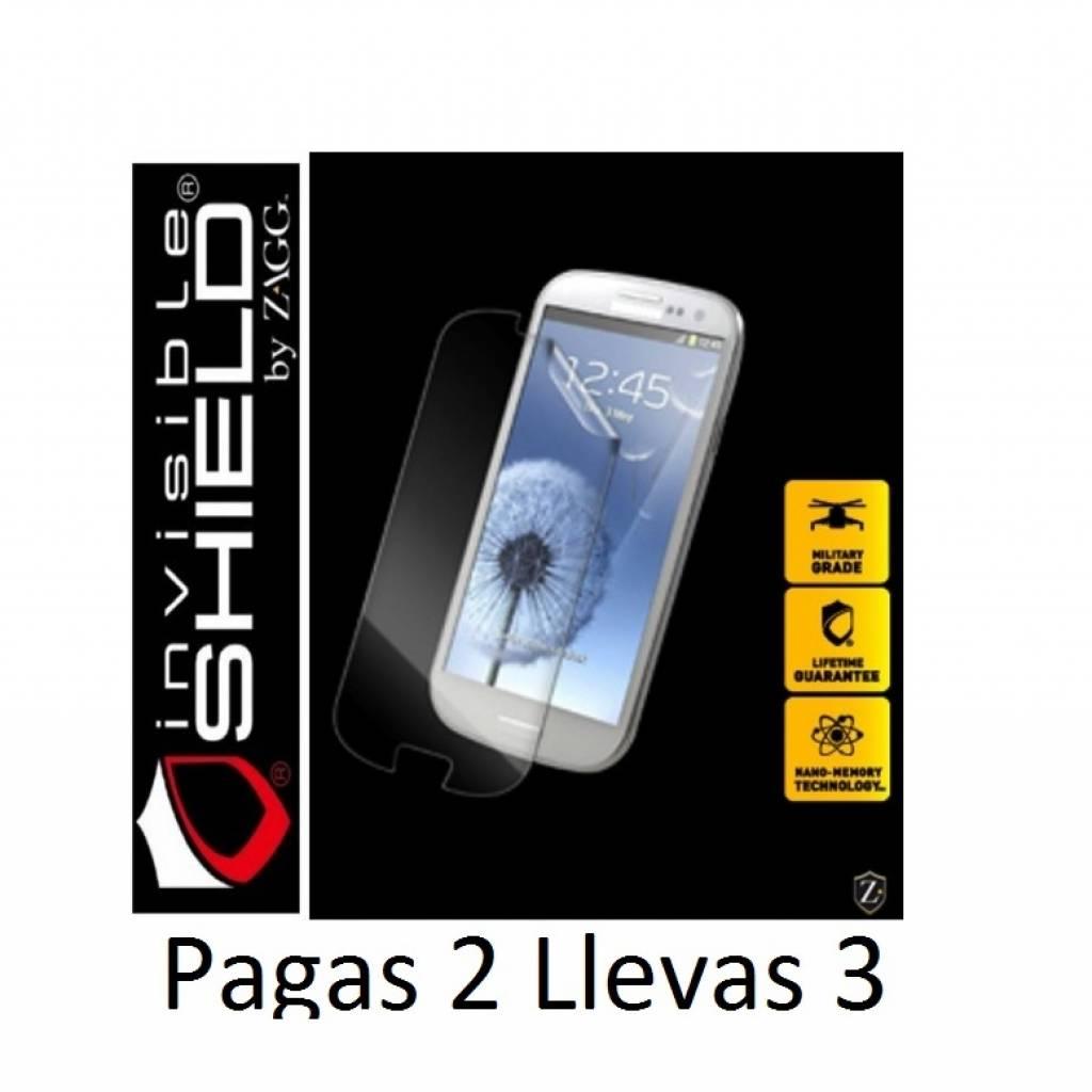 ZAGG®  para  S III Mini pagas 2 llevas 3
