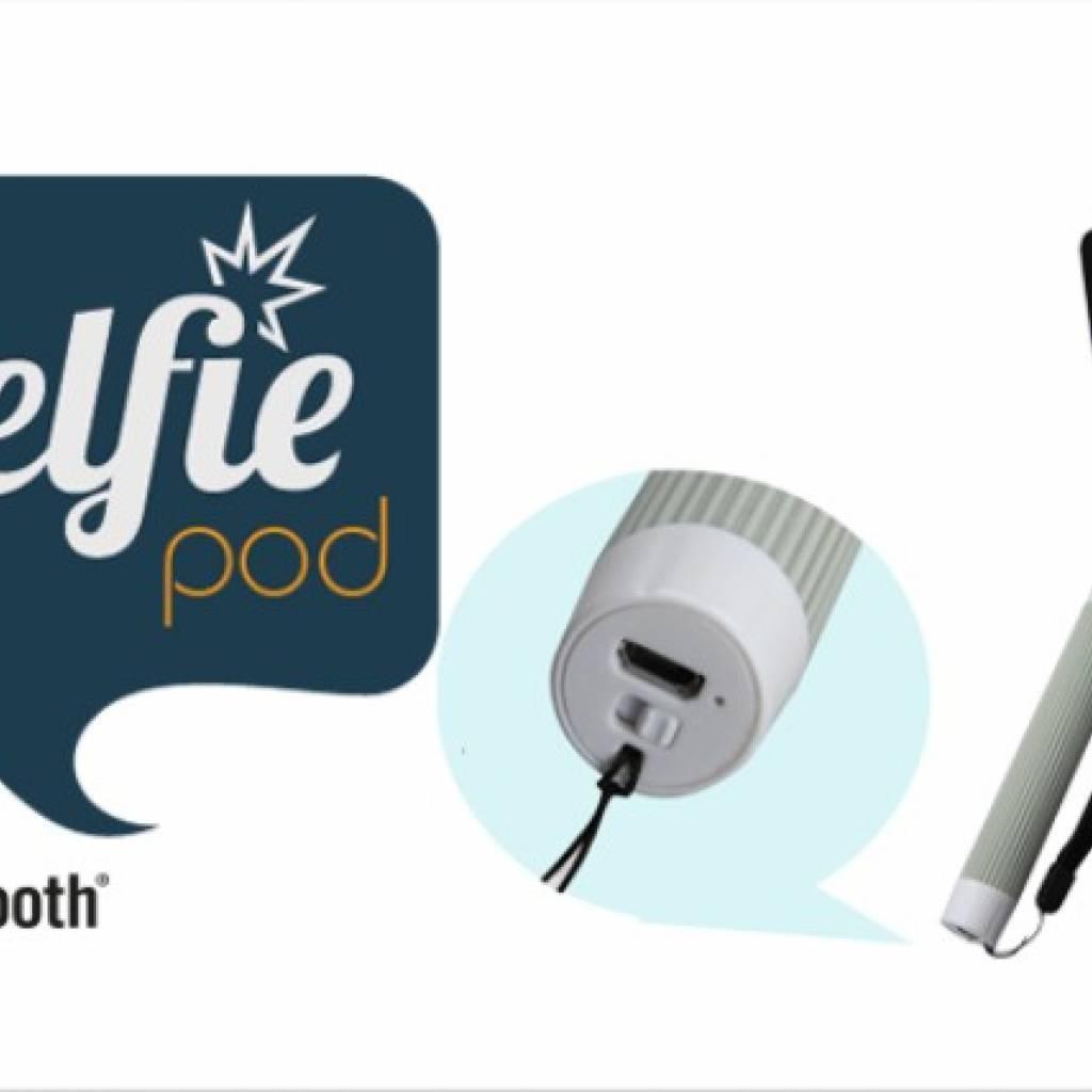 Selfie pod Bluetooth North Tech NT-SF01