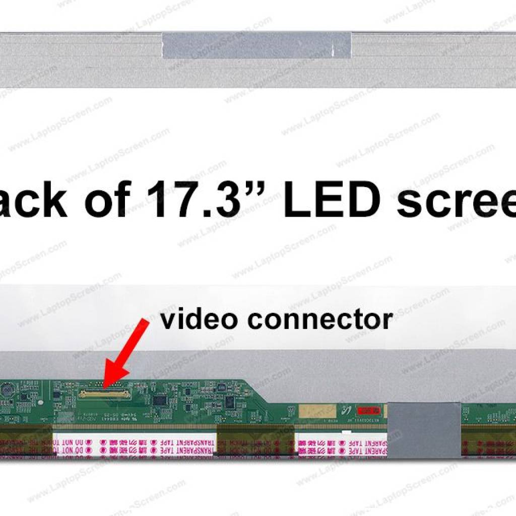 "PANTALLA NBK 17.3"" LED LTN173KT03"