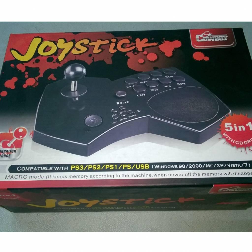 JOYSTICK  FOR PS3/ PS2/ PS1/ PS/ /USB