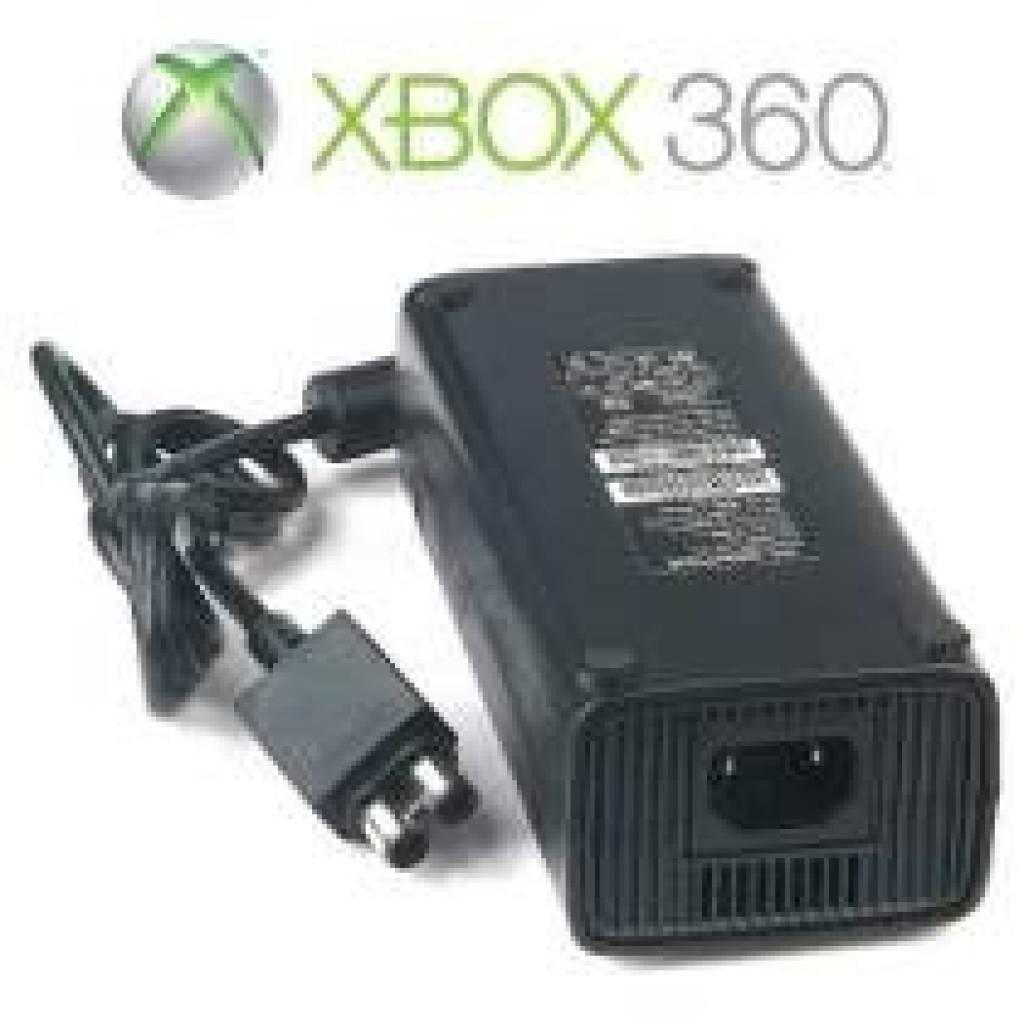 TRANSFORMADOR ORIGINAL XBOX 220V