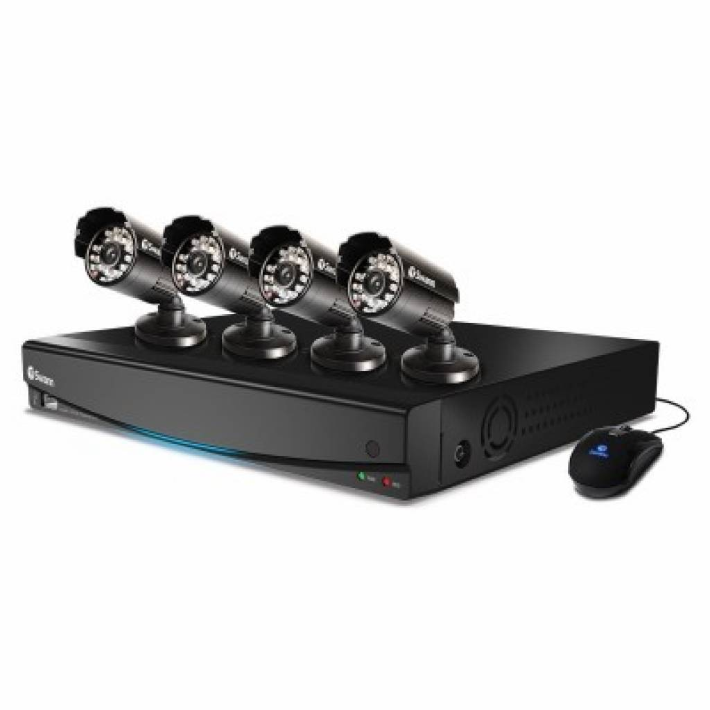 SWANN DVR8-1425 8 CAN. D1 4X PRO540 SWDVK-814254