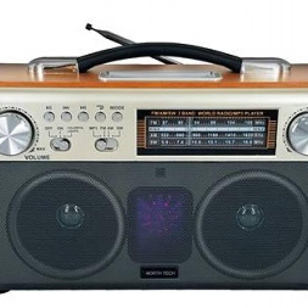 Radio Multimedia Retro MH200 North Tech