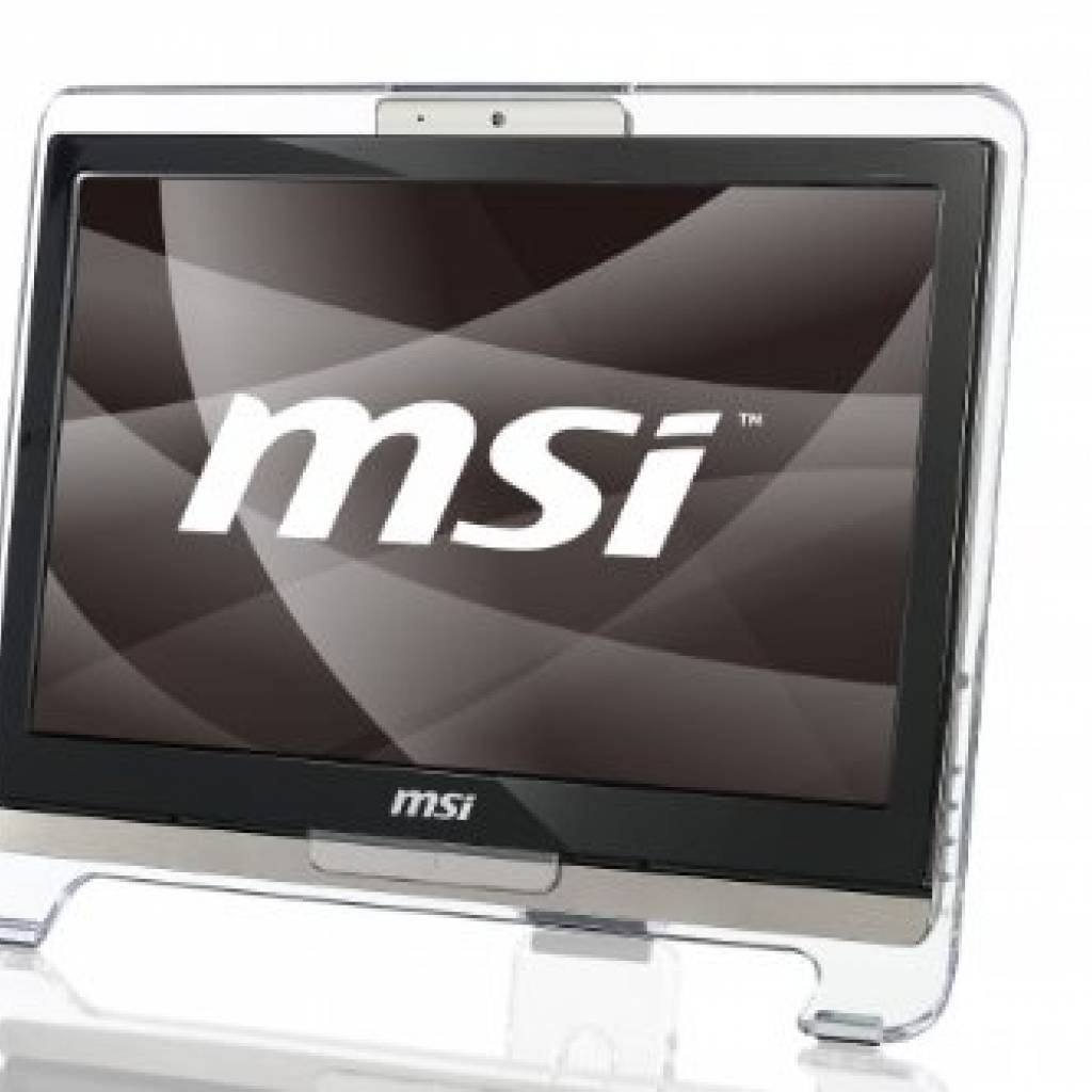 PC ALL IN ONE MSI AE1921-413US INTEL TOUCH