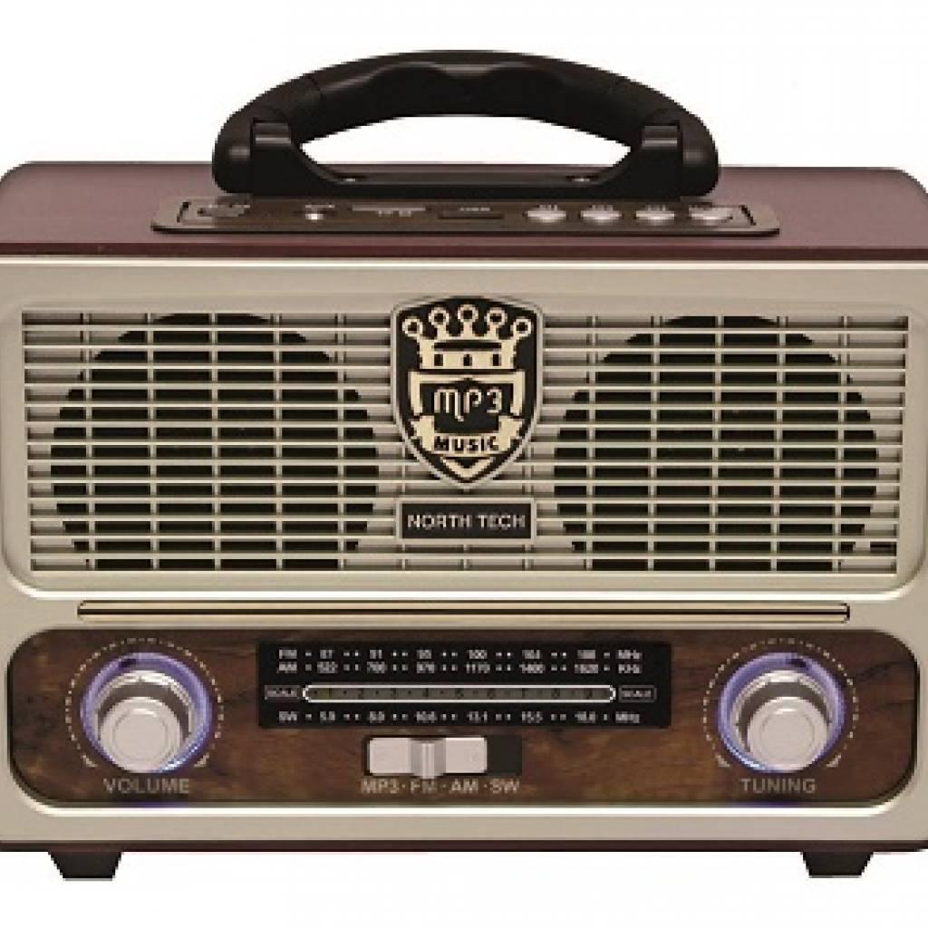 Radio Multimedia NT-MH100 - Bateria
