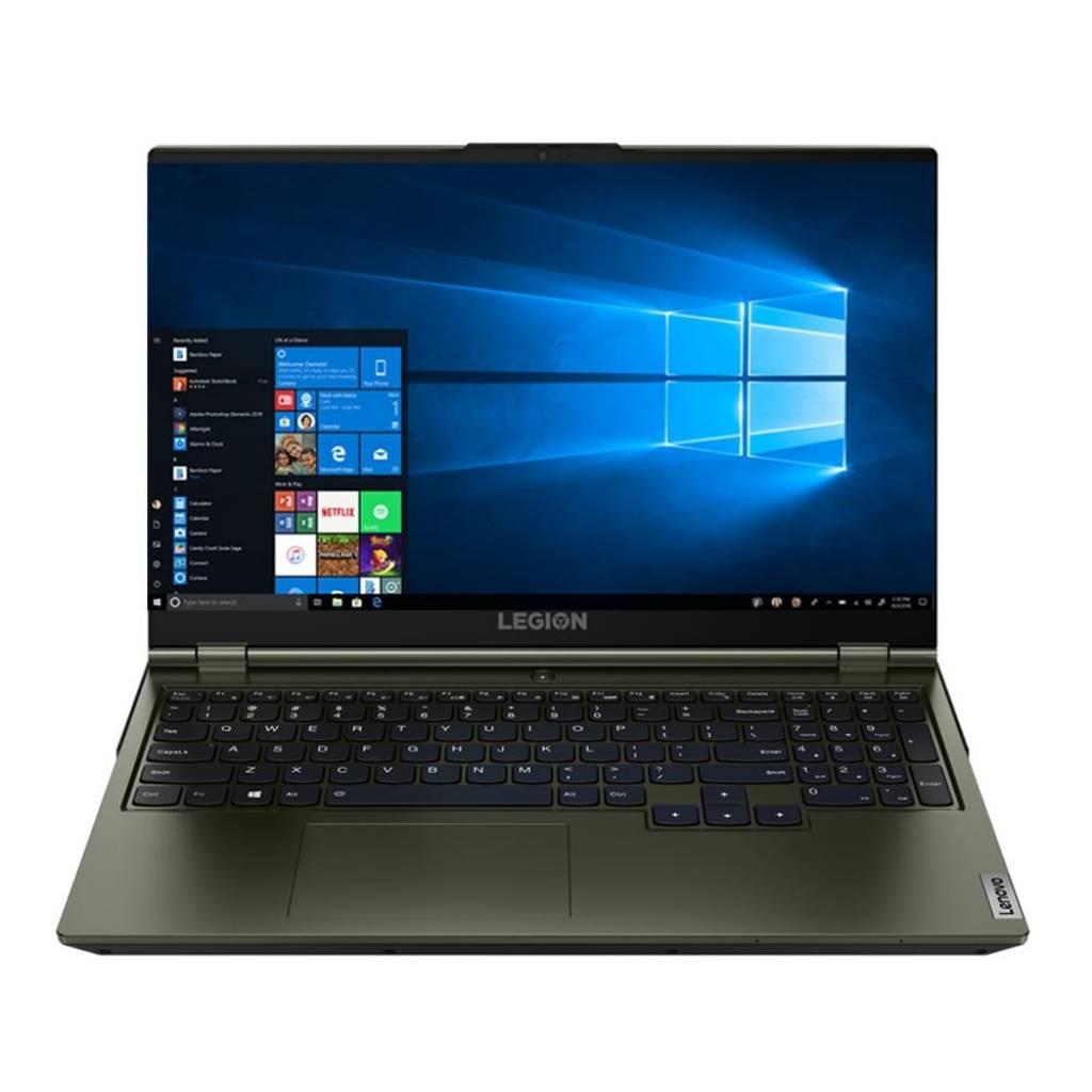 Notebook Lenovo Legion 5 Gaming I7 512SSD 16GB GTX 1660Ti