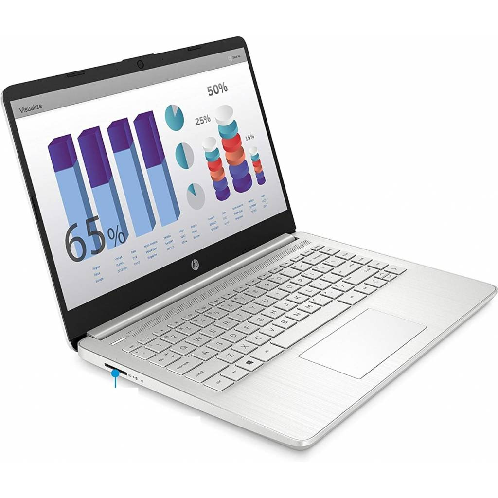 """Notebook HP 14-DQ1059  I5 256SSD 8GB 14"""""""